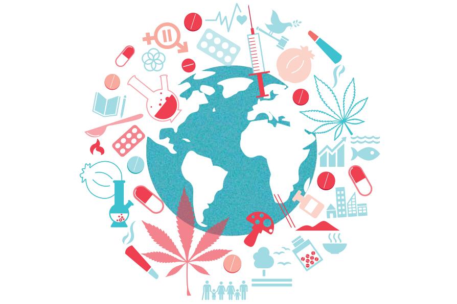 世界毒品报告
