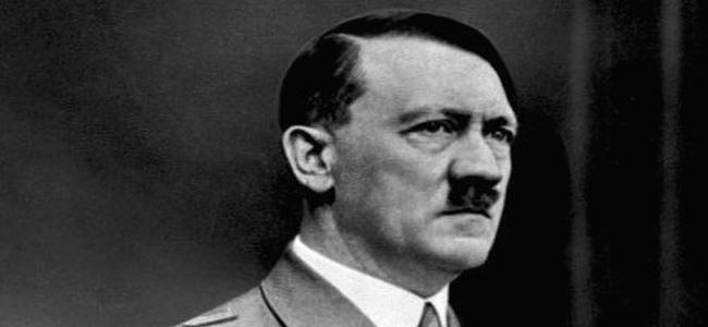 希特勒玩冰毒
